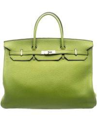 Hermès - Birkin 40 Leder Shopper - Lyst