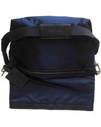 Lanvin Crossbody Bag - Blue