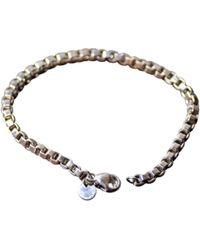 Tiffany & Co. - Silver Bracelet - Lyst