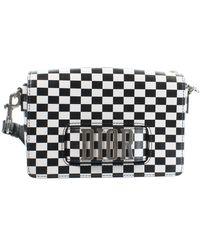 Dior Dio(r)evolution Black Leather Handbag