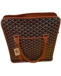 Goyard Borsa in Tela - Marrone