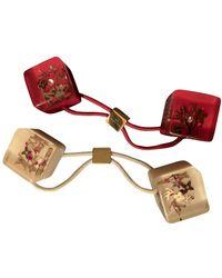 Louis Vuitton Accesorio para la cabeza Inclusion - Rojo