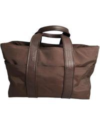 Hermès Cloth Bag - Brown