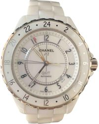 Chanel J12 Automatique Keramik Uhren - Mehrfarbig