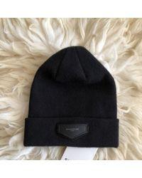 Givenchy Wool Beanie - Black