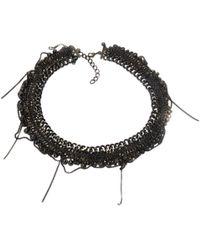 "Chanel - Pre-owned \\\paris-bombay\\\"" Belt"" - Lyst"