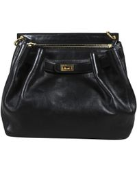 Tom Ford - Black Leather Handbag - Lyst
