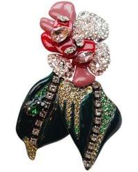 Sonia Rykiel Broche en Metal - Multicolor