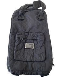 Marc By Marc Jacobs Backpack - Black