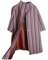 Stella Jean Coat - Multicolour