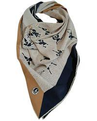 Carven Silk Neckerchief - Multicolor