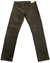 Belstaff Jeans slim - Nero