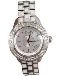 Dior Christal Uhren - Weiß