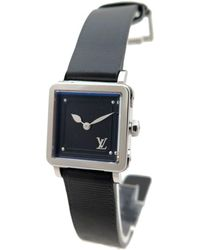 Louis Vuitton - Pre-owned Watch - Lyst