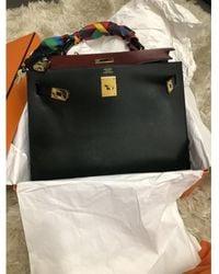 Hermès Borsa a mano in Pelle Kelly 28 - Multicolore