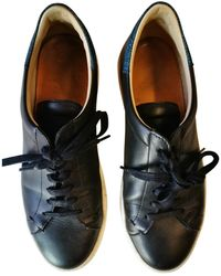 By Malene Birger Patent Leather Sneakers - Multicolor