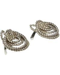 Lanvin Gemelli in placcato argento argentato - Metallizzato