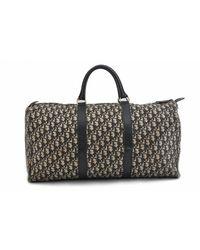 Dior Black Cloth Handbag