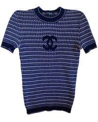 Chanel Pullover - Blau