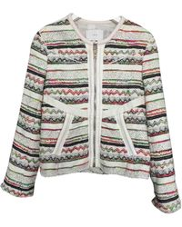 IRO Multicolor Cotton Jacket