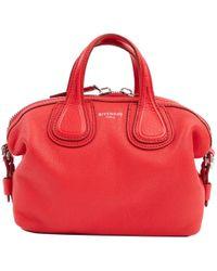 70e8c10e3cd9 Lyst - Givenchy Nightingale - Givenchy Nightingale Bag