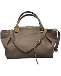 Lanvin Leather Handbag - Multicolor