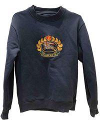 Burberry Sweatshirt - Blau