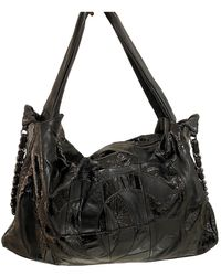Chanel Leather Tote - Black