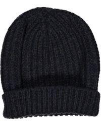 Lanvin - Navy Wool - Lyst