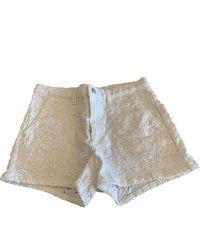 Étoile Isabel Marant Shorts - Weiß