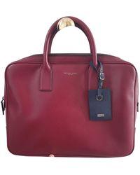Michael Kors Leather Small Bag - Multicolor