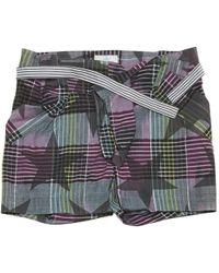 Vivienne Westwood - Multicolour Cotton Shorts - Lyst