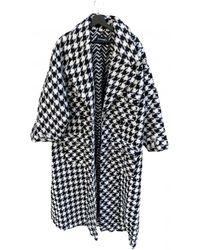 Chanel Abrigo Tweed - Multicolor