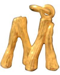 Celine Alphabet Anhänger - Mettallic
