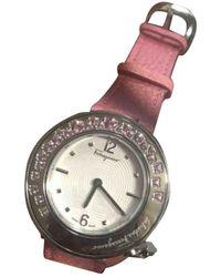 Ferragamo Uhren - Pink