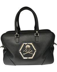 Philipp Plein - Leather Weekend Bag - Lyst