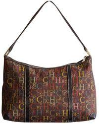 Carolina Herrera Cloth Handbag - Multicolour