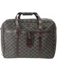 Loewe Cloth 24h Bag - Brown