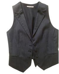 Bottega Veneta Grey Wool Jacket