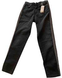 Christopher Kane Black Denim - Jeans Jeans