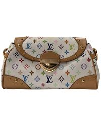 Louis Vuitton - Beverly Leinen Handtaschen - Lyst