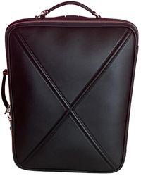 Loewe Leather Travel Bag - Multicolor