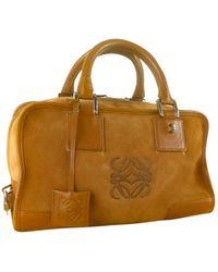 Loewe Leather Vanity Case - Multicolor