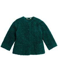 Tory Burch - Green Jacket - Lyst