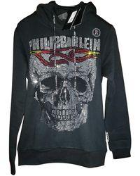 Philipp Plein Sweatshirt - Schwarz