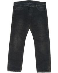 Balmain - Straight Jeans - Lyst