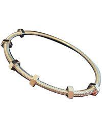 Cartier Ecrou Weißgold Armbänder - Schwarz