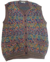Missoni Pull.Gilets.Sweats en Coton Multicolore