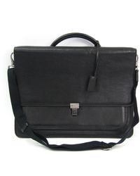 Tod's Black Leather Bag