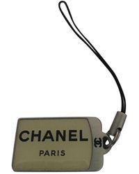 Chanel Accessorio da cellulare in Cristallo - Multicolore